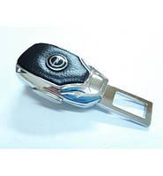 Переходник ремня безопасности с логотипом Opel (1шт)