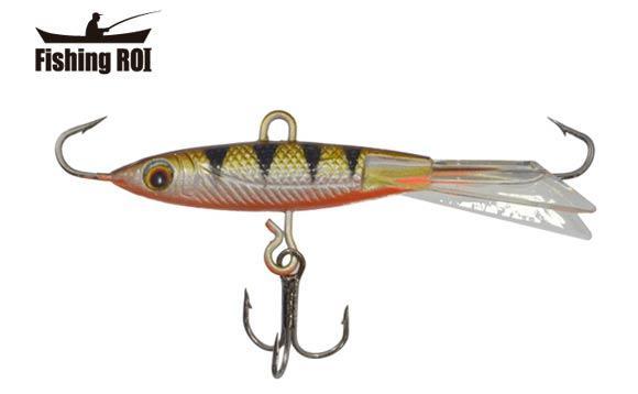 Балансир Fishing ROI 35мм 8гр цвет-44