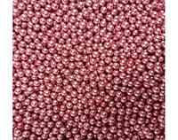 Шарики розовые  5 мм (15 г )
