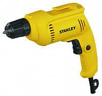 Дрель электрическая безударная STANLEY 550 Вт 10 мм патрон быстрозажимной STDR5510C