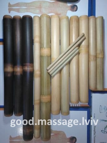 Бамбукові палки палочки