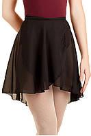 Детская, подростковая юбка хитон на запах для хореографии и танцев, фото 1