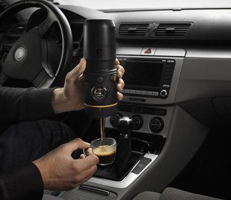 Чайник автомобильный