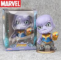 Фигурка Танос 13 см Башкотряс Большая - Funko POP Marvel Avengers Infinity War Отличное Качество !