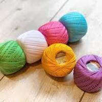Турецкая пряжа для вязания крючком Yarnart Lily Лили мерсеризованный хлопок все цвета