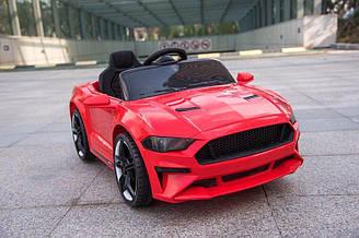 Електромобіль (Электромобиль) T-7625 EVA RED(1шт) легкована Bluetooth 2.4G Р/К 12V4.5AH мотор 2*15W з MP3 11