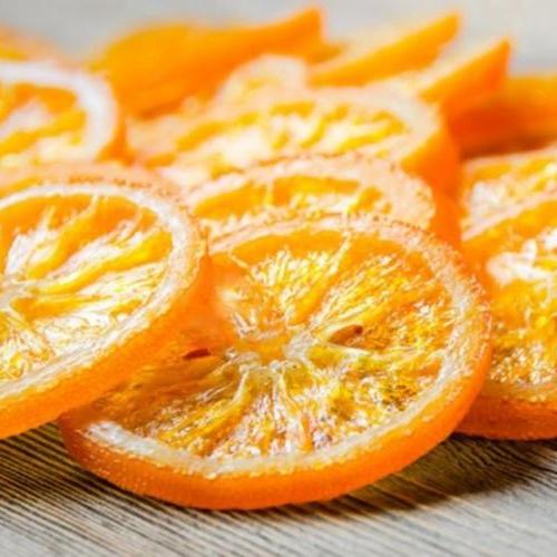 Зацукровані апельсинові дольки Cesarin