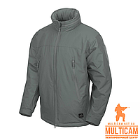 Куртка зимняя Helikon-Tex® LEVEL 7 Lightweight Winter Jacket - Climashield® Apex 100 - Alpha Green