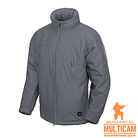 Куртка зимняя Helikon-Tex® LEVEL 7 Lightweight Winter Jacket - Climashield® Apex 100 - Shadow Grey