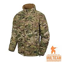Куртка зимняя Helikon-Tex® LEVEL 7 Lightweight Winter Jacket - Climashield® Apex 100g - Camogrom® M
