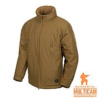 Куртка зимняя Helikon-Tex® LEVEL 7 Lightweight Winter Jacket - Climashield® Apex 100g - Coyote