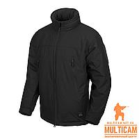 Куртка зимняя Helikon-Tex® LEVEL 7 Lightweight Winter Jacket - Climashield® Apex 100g - Black