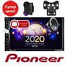 Автомагнитола 2Din Pioneer 7043CRB  + ПУЛЬТ НА РУЛЬ+ КАМЕРА/ ГАРАНТИЯ КАЧЕСТВА!