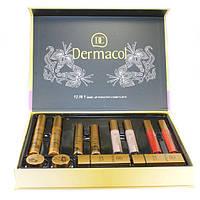 Набор декоративной косметики Dermacol 12 в 1,  подарочный набор косметики Дермакол