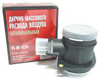 Датчик масової витрати повітря Стартвольт MF-0116