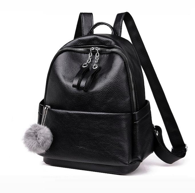 Рюкзак женский кожаный Charm