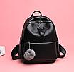 Рюкзак женский кожаный Charm, фото 8