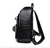 Рюкзак женский кожаный Charm, фото 4