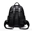 Рюкзак женский кожаный Charm, фото 3