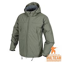 Куртка зимняя Helikon-Tex® HUSKY  Winter Jacket - Climashield® Apex 100g - Alpha Green