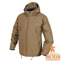 Куртка зимняя Helikon-Tex® HUSKY  Winter Jacket - Climashield® Apex 100g - Койот
