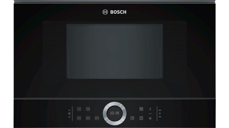 Вбудована мікрохвильова піч BOSCH BFL634GB1