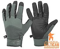 Перчатки зимние Helikon-Tex® Impact Duty Winter Mk2 Gloves - Серые/Черные, фото 1