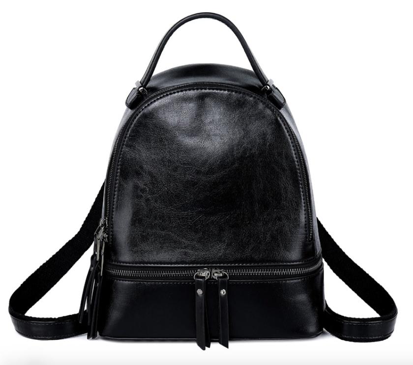 Рюкзак женский из натуральной кожи Monguut