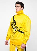 Свитшот Мужской Ira - JPN, Yellow