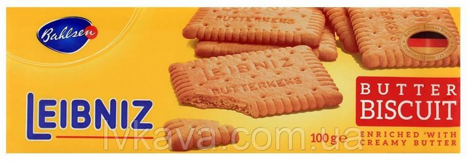 Печенье сливочное Leibniz Butter Biscuit  , 100 гр, фото 2