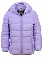 """Куртка для девочки. Размер: 92 - 98. светло-сиреневый. TM """"GLO-STORY"""" GMA-4634. Венгрия."""