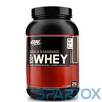 Сывороточный протеин Optimum Nutrition 100% Whey Gold Standard (909 g vanilla ice cream)