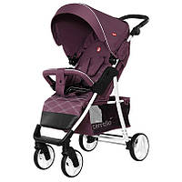 Прогулочная коляска Carrello Quattro Lilac Purple + дождевик CRL-8502/2