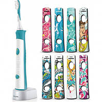 Philips Детская электрическая зубная щетка Sonicare For Kids Rechargeable Electric Toothbrush for Kids