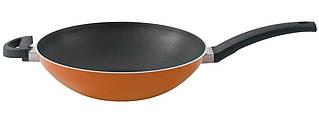 Сковорода вок с антипригарным покрытием 28см; 3,2л оранж   BergHOFF 3700162