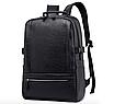 Рюкзак городской DENGSIYA черный, фото 2
