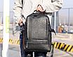 Рюкзак городской DENGSIYA черный, фото 9