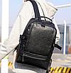 Рюкзак городской DENGSIYA черный, фото 10