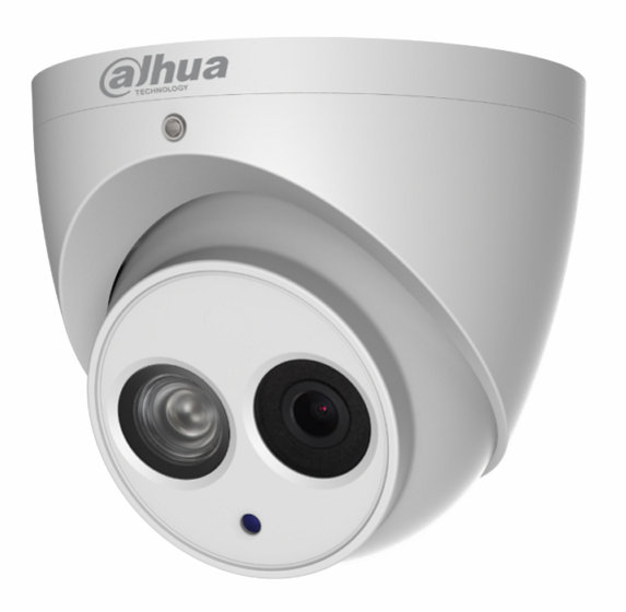 4Мп IP видеокамера с микрофоном Dahua DH-IPC-HDW4431EMP-AS-S4 (2.8 мм)