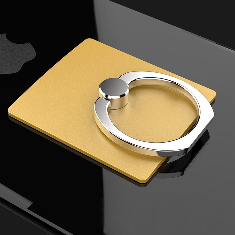 Кольцо-держатель для смартфона / планшета Golden