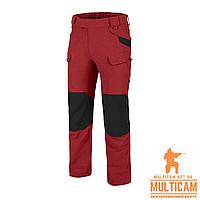 Брюки Helikon-Tex® OTP (Outdoor Pants)® - VersaStretch® - Crimson Sky/Black, фото 1
