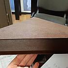 Колпак на забор коричневый мат.0.45 (с доставкой по Украине), фото 2