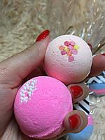 Набор бомбочек для ванны Абрикос/Пион 2 шт