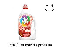 Гель для прання Active Color 3л