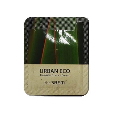 The Saem Urban Eco Harakeke Essence Cream Крем-эссенция с экстрактом новозеландского льна (пробник)
