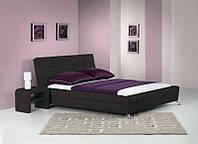 Кровать двухспальная Bonita / Бонита Halmar черный