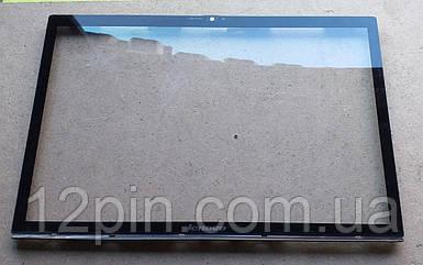 Стекло и рамка матрицы  Lenovo Ideapad Y530 б/у оригинал