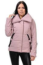 Женская демисезонная молодежная куртка  «Люси», 42-48, фото 3