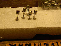 Транзистор  КТ368 А   NI
