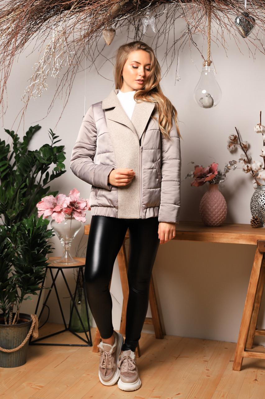 Молодежная женская демисезонная куртка Карэн